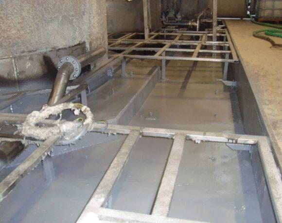 Impermeabilizzazione con speciale resina in manto continuo